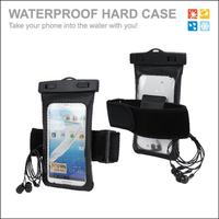 Sports Waterproof Cell Phone Bag For Swimsuit