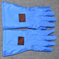 Safety Ultra-low temperature of Liquid Nitrogen Gloves