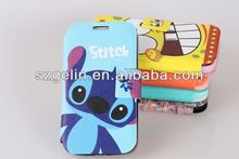 cute romani pattern leather case for samsung galaxy s4 i9500