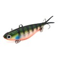 soft vibe with lead weight lure bait Kesun lure CS002-A 95mm