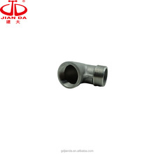 AISI stainless steel 304 elbow pipe fitting 90 degree reducing elbow from china