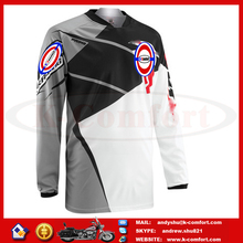 J1KC48 High quality Motorcycle accessories Motorcross racing jersey Motorcycle sport jersey Streetbike motor wear for sale