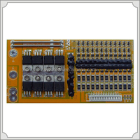 12S 44.4V 16A BMS pcb for Li-ion/ LiFePO4/ lipo battery pack
