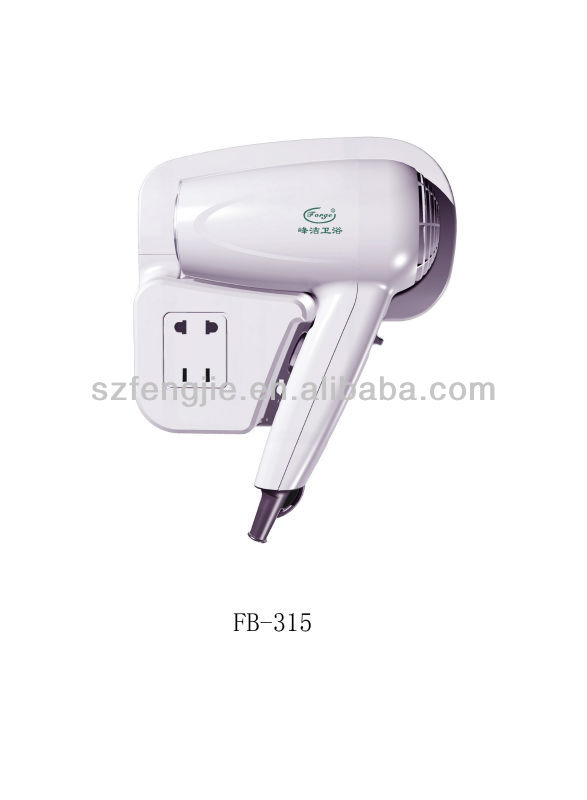 AC/DC Support Professional Hair Dryer 1200W