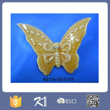 New products porcelain butterfly decorations home