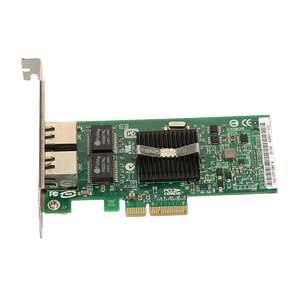 Gigabit Intel 82571 9402PT PCI-e x4 server ethernet network adapter