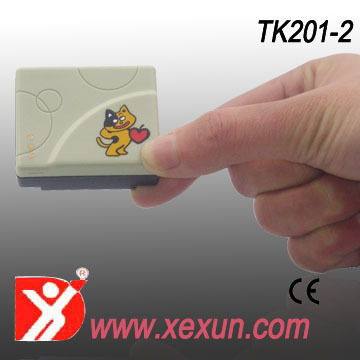 Worlds Smallest pet gps tracker Waterproof XT013 Mini GPS Tracker from Haoday