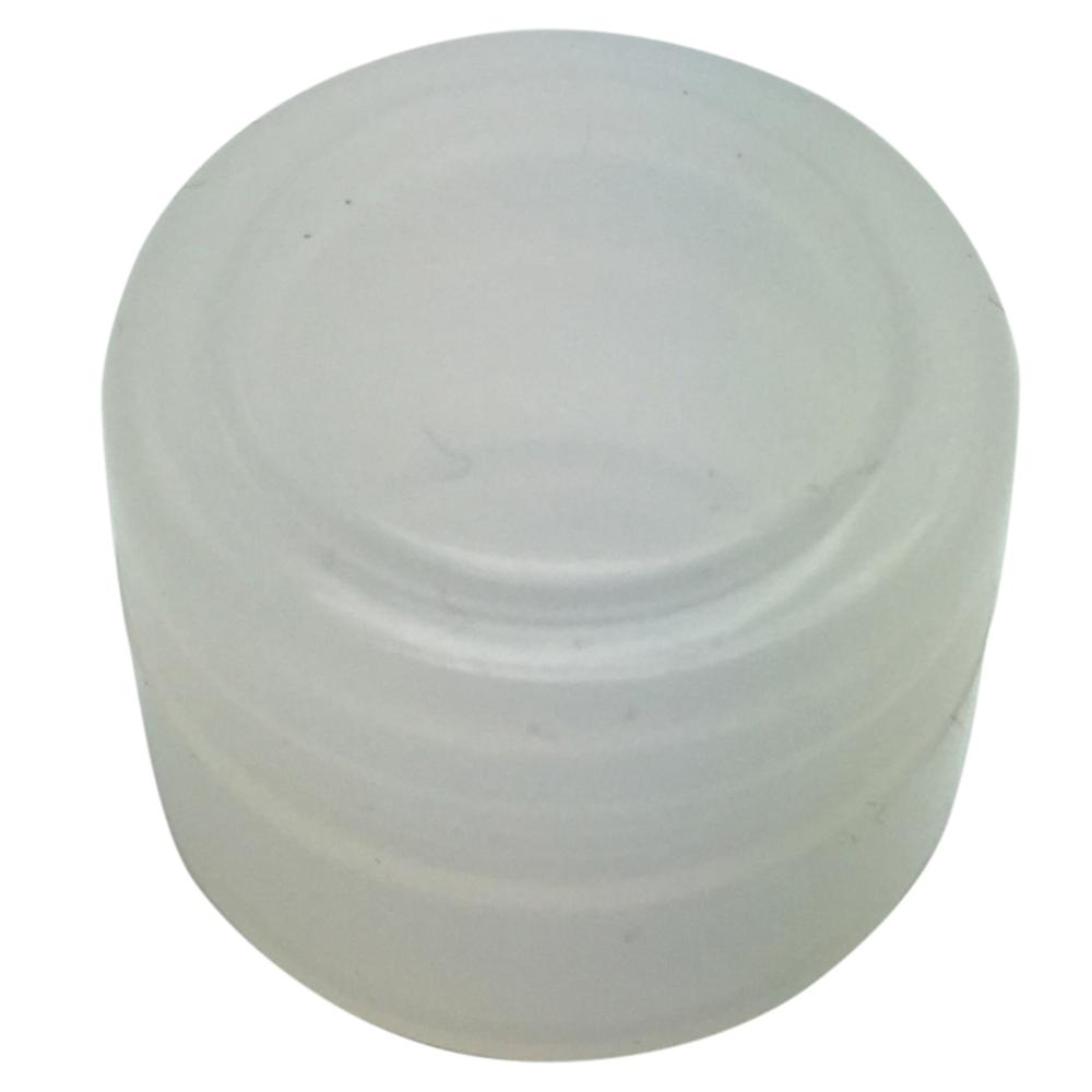 High transmittance silicone jar , clear and easy to clean and carry