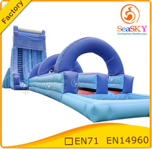 large inflatable water slide for adult / water park slides / big water slides for sale