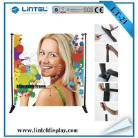 New product adjustable banner frame