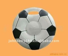 Inflatable football chair inflatable Stool