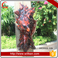 Wall Hanging Ornaments Resin Animal Head Eagle Sculpture