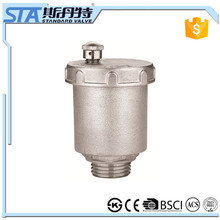 ART.5051 Forged CW617n brass automatic air vent valve, air evacuation valve, air release valve made in Yuhuan, Zhejiang, China