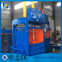 Compactor waste paper small recycling machines from many years experence manufacturers