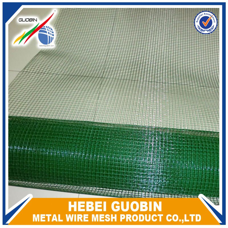 plastic PVC coated welded wire mesh