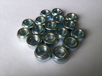 Stainless steel round clinch press in nut press nut m3