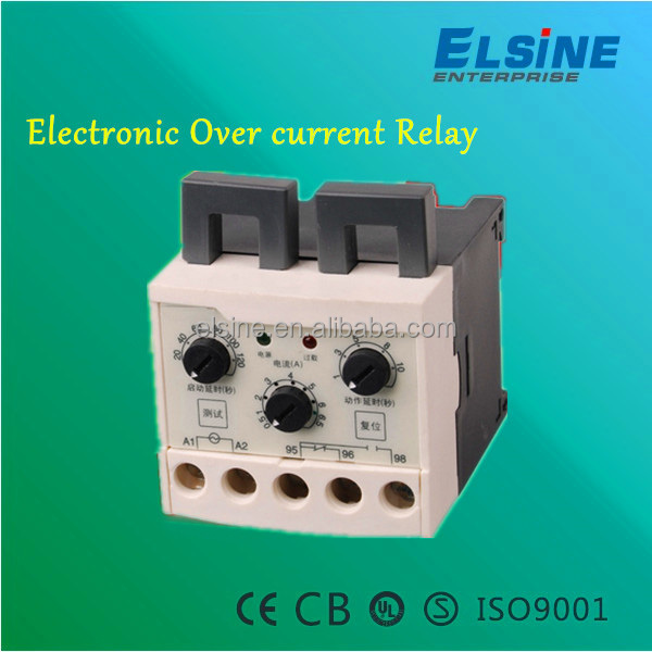 Electronic Over current Relay(EOCR-SSN)