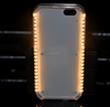 2016 hot selling shockproof flashing selfie LED phone case cover for iphone 6 6s plus, for lume case
