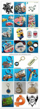 High quality metal crafts gifts of Metal Souvenir Auto card, auto sign, car logo, metal sticker, cartoon metal accessories