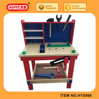 Assembly building block wooden tool sets toys for kids