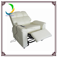 Portable massage chair electric lift chair vibrator recliner chair