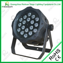 Hot effect par light rescue dj equipment human motion detector in china