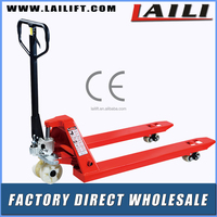 3Ton Hydrualic Pump Hand Pallet Truck With CE Certificate