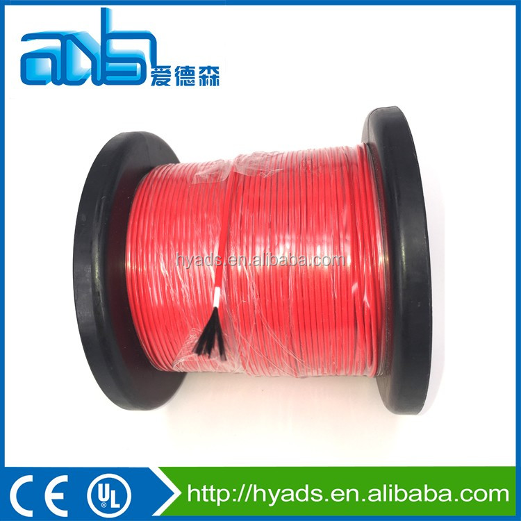 2016 China manufacturer carbon fiber heating electric cable wire