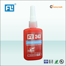 FL Anaerobic sealants 243 screw adhesive 243 acrylic adhesives 243