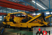 China most professional small size mobile crusher for sale CE ISO