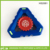 Hot Selling Zinc Alloy Tri-Spinner Finger Spinner Toy Educational Anti Stress Toy