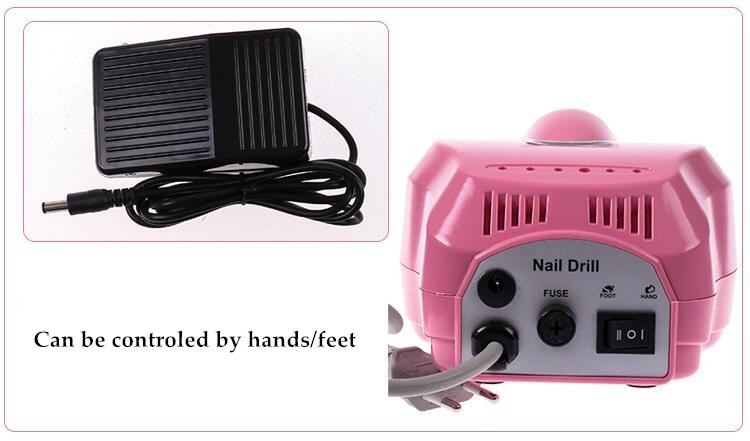 2016 hot sales electric nail drill machine for nails art beauty