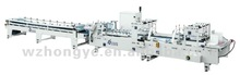 ZH-880PFT-H High Speed 300m/min Automatic Folder Gluer Machine