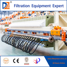 New sludge dewatering membrane filter press for sale