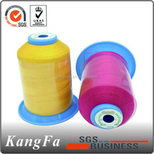 Kangfa spun polyester yarn for wire cable filler