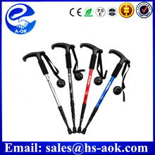Decorating a Walking Stick, Outdoor Camping Equipment, Mountain Climbing Stick