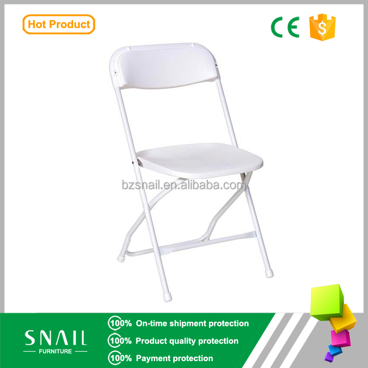 White Plastic Chairs Wholesale
