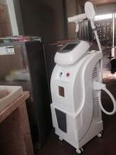 Nd yag laser tattoo removal machine/opt shr ipl hair removal leaving no scar
