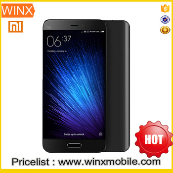 Good Quality Mobile phones for Xaomi Mi5 pro Mi 5 32GB / 64GB best price IN STOCK