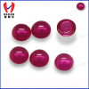 Factory price 5# rough synthetic ruby