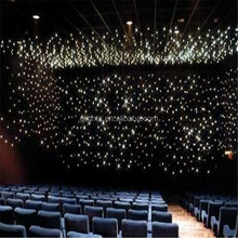 professional lighting starry ceiling lights fibre optic sky lighting