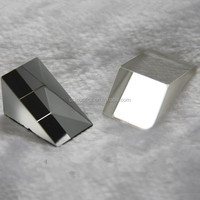 inner reflect silver coating and protect black right angle prism