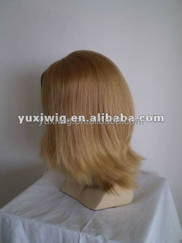 top quality short brazilian hair full lace wig