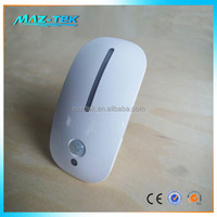 LED night light with motion sensor hallway light