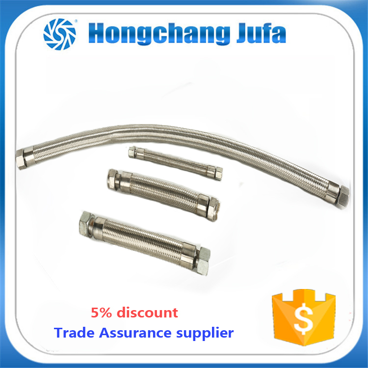 stainless steel dimension pipe/corrugated metal hose/ flexible coupling ansi