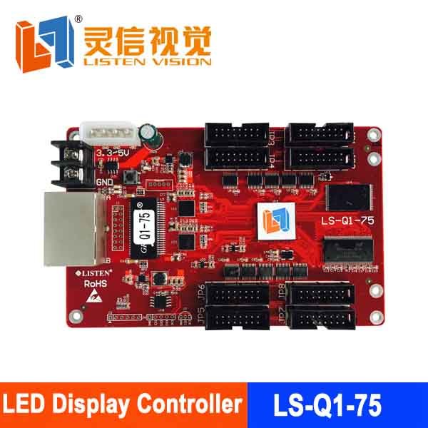 High quality long duration time controller LED scrolling message