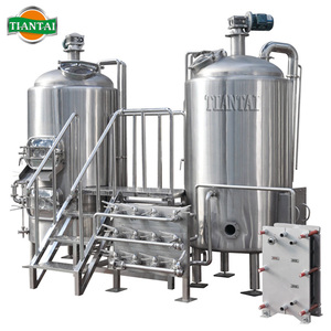 Beer vat 1000L stainless steel tank brewery equipment