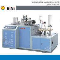 SINI JNW paper bowl paper cup sleeve forming closing machine