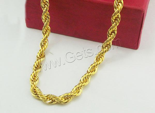 Brass Cable Link Necklace Chain jewelry gold chain dubai new gold chain design for men