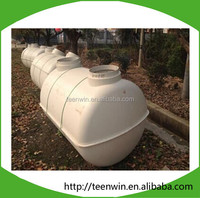 Teenwin FRP GRP Fiberglass Septic Tank for school black water treatment